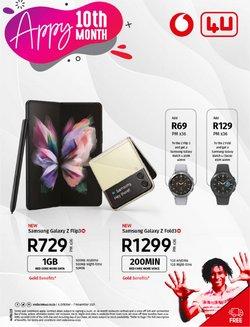 Vodacom catalogue ( 16 days left)