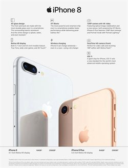 IPhone offers in the Vodacom catalogue in Cape Town