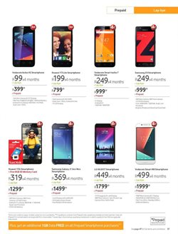 Sandisk offers in the Vodacom catalogue in Cape Town