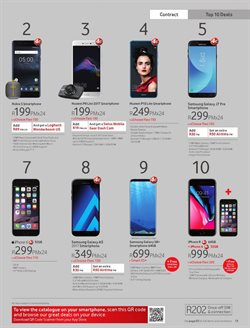 IPhone 8 offers in the Vodacom catalogue in Cape Town