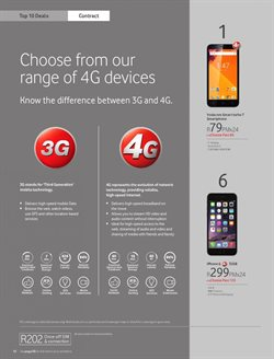 IPhone 6 offers in the Vodacom catalogue in Cape Town
