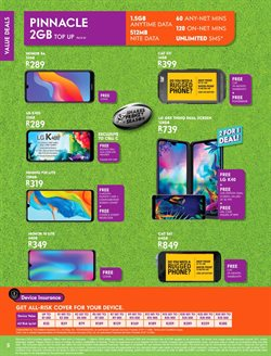 CAT specials in Cell C