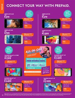 All in One specials in Cell C
