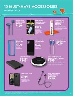 Powerbank specials in Cell C