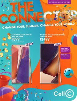 Cell C catalogue in Port Elizabeth ( Expired )