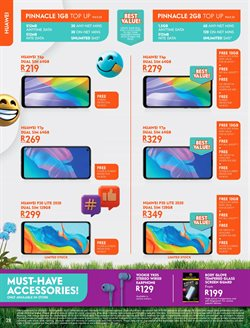 Huawei P30 specials in Cell C