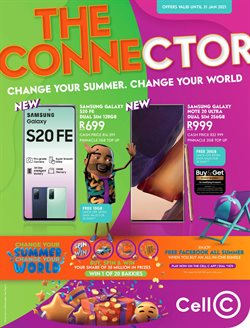 Cell C catalogue in Port Elizabeth ( 16 days left )