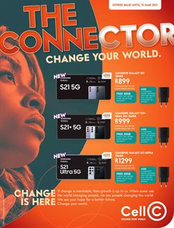 Cell C catalogue ( Expired )