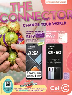 Cell C catalogue ( 4 days left )