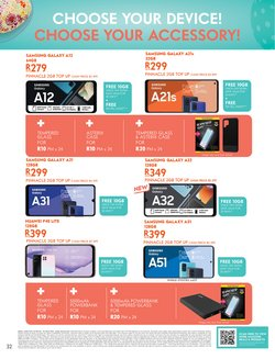 Electronics & Home Appliances offers in the Cell C catalogue ( 4 days left )