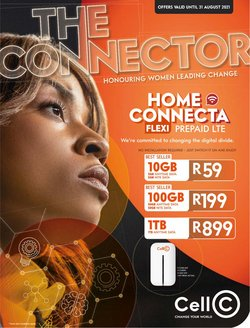 Cell C offers in the Cell C catalogue ( 30 days left)