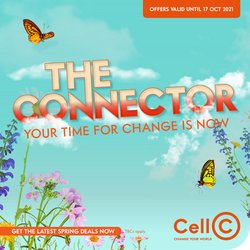 Electronics & Home Appliances offers in the Cell C catalogue ( 22 days left)