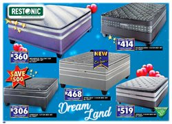 Pillow offers in the Lewis catalogue in Cape Town