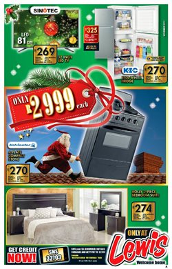 Lewis deals in the Polokwane special