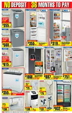 Air conditioner offers in the Lewis catalogue in Cape Town