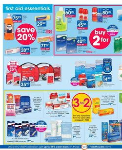 Deodorant offers in the Clicks catalogue in Cape Town