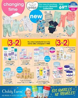 Clothing offers in the Clicks catalogue in Cape Town