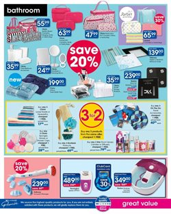 Mirror offers in the Clicks catalogue in Cape Town