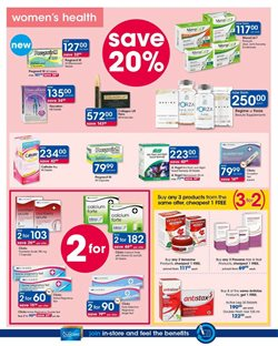 Gel offers in the Clicks catalogue in Cape Town