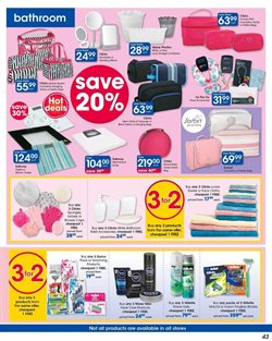 Bags offers in the Clicks catalogue in Cape Town