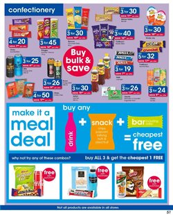 Beverages offers in the Clicks catalogue in Cape Town