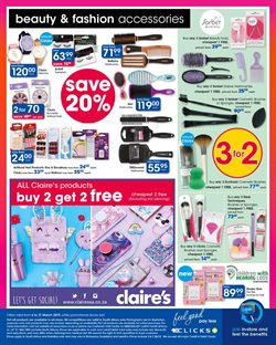 IPhone offers in the Clicks catalogue in Randburg