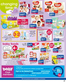 Juice offers in the Clicks catalogue in East London