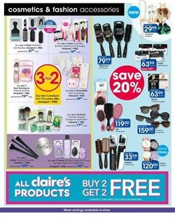 Watch offers in the Clicks catalogue in Cape Town