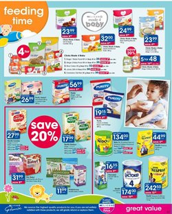 Cake offers in the Clicks catalogue in Cape Town