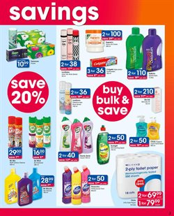Furniture offers in the Clicks catalogue in Cape Town