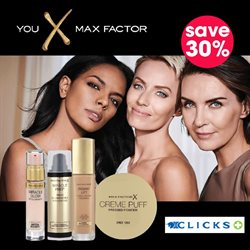 Beauty & Pharmacy offers in the Clicks catalogue in Roodepoort ( 3 days left )