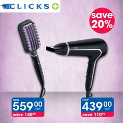 Clicks catalogue in Pretoria ( Expires tomorrow )