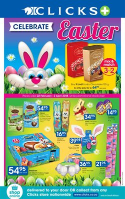 Toys offers in the Clicks catalogue in Cape Town