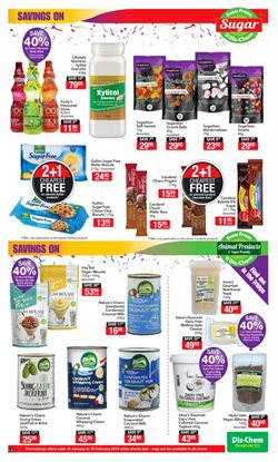 Chocolate offers in the Dis-Chem catalogue in Cape Town