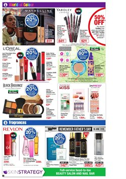 Perfume offers in the Dis-Chem catalogue in Cape Town