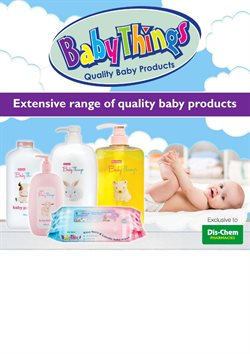 Baby offers in the Dis-Chem catalogue in Cape Town