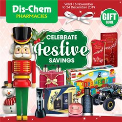 Beauty & Pharmacy offers in the Dis-Chem catalogue in Port Elizabeth