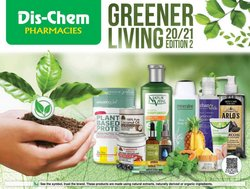 Beauty & Pharmacy offers in the Dis-Chem catalogue in Durban ( 2 days ago )