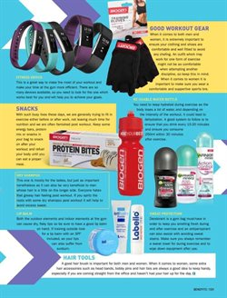 Fitness offers in the Dis-Chem catalogue in Cape Town
