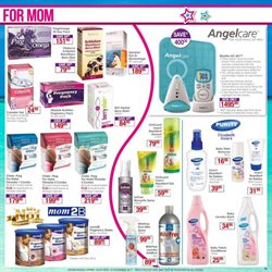 Fabric softener offers in the Dis-Chem catalogue in Cape Town