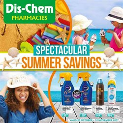 Beauty & Health offers in the Dis-Chem catalogue in Cape Town