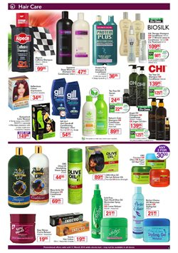 Shampoo offers in the Dis-Chem catalogue in Cape Town