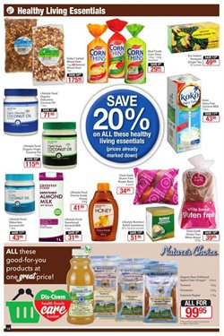 Tea offers in the Dis-Chem catalogue in Cape Town