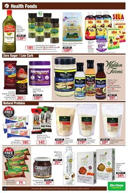 Mayonnaise offers in the Dis-Chem catalogue in Cape Town