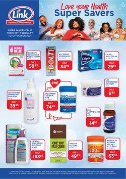 Link Pharmacy catalogue ( Expired )