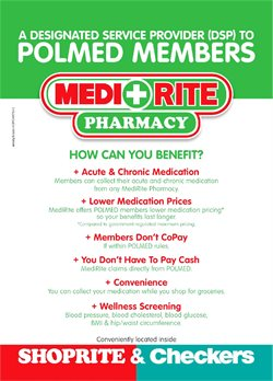 MediRite Pharmacy deals in the East London special