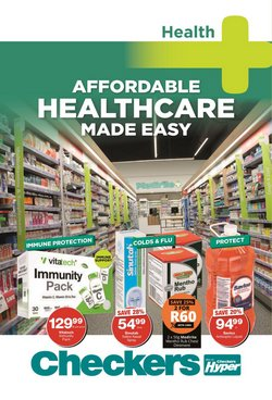 Beauty & Pharmacy offers in the MediRite catalogue ( 1 day ago)