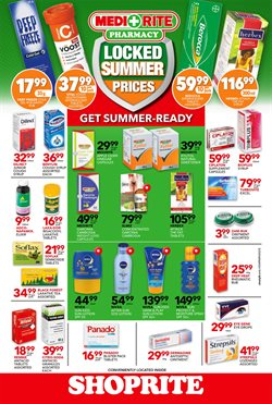 Beauty & Health offers in the MediRite Pharmacy catalogue in Cape Town