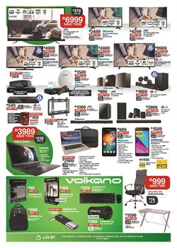 Laptop offers in the House & Home catalogue in Cape Town