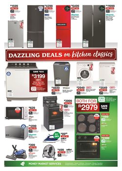 Stove offers in the House & Home catalogue in Cape Town